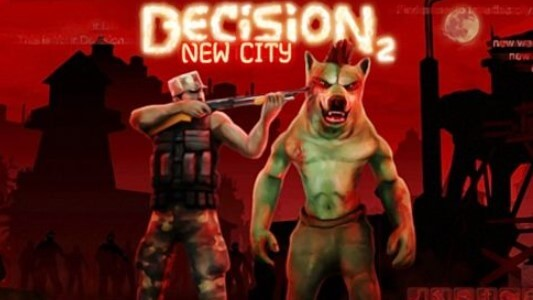 Decision 2: New City game