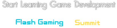 Flash Gaming Summit logo
